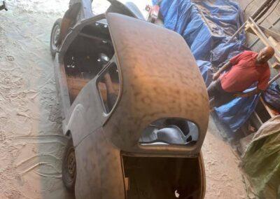 Austin A30 After Restoration